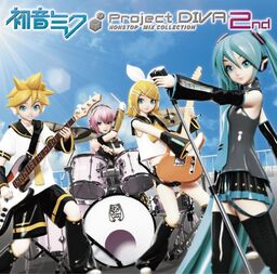"""Image of """"初音ミク ‐Project DIVA‐ 2nd NONSTOP MIX COLLECTION"""""""