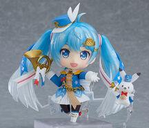 Nendoroid Snow Miku Snow Parade Ver
