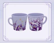 Tianyi lavander mug