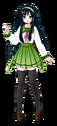 Zunko Schoolgirl