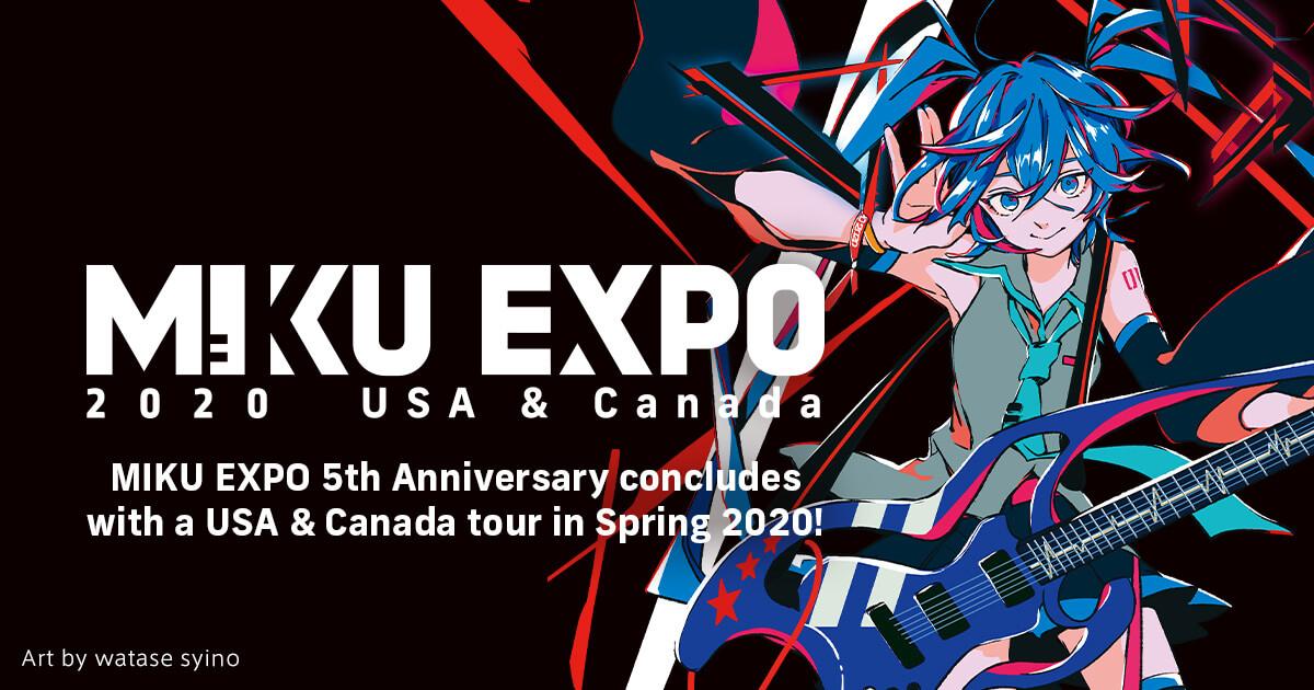 HATSUNE MIKU EXPO 2020 USA & CANADA