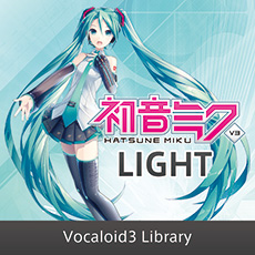 Hatsune Miku V3 - Light and Vivid