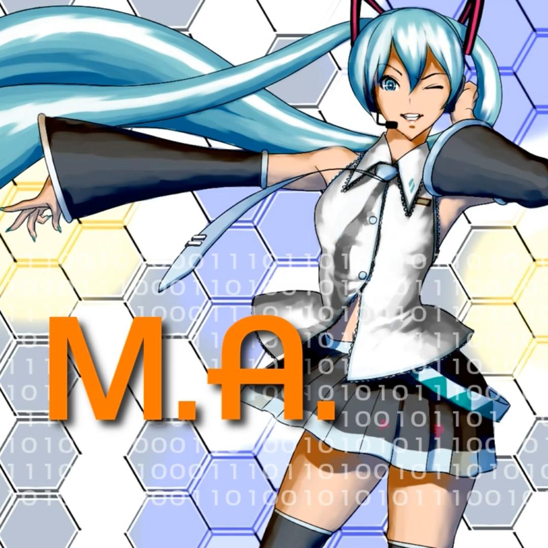 M.A. (Album)