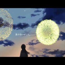 夏の匂いがした。feat.初音ミク【オリジナル曲】
