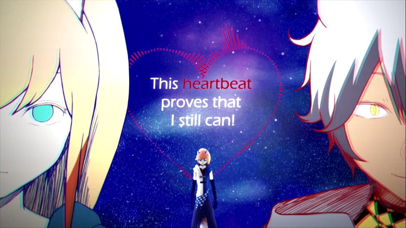 Heartbeat (I Will Rise Again)