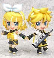 Kagamine Rin Len Nendoroid 039 040