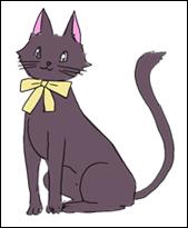 Other pets by sartika3091-d7jiw8f Black Cat.png