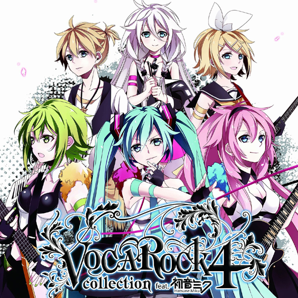 VOCAROCK collection 4 feat. Hatsune Miku