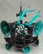 Hatsune Miku 1 8 figurine - LoveisWar DX