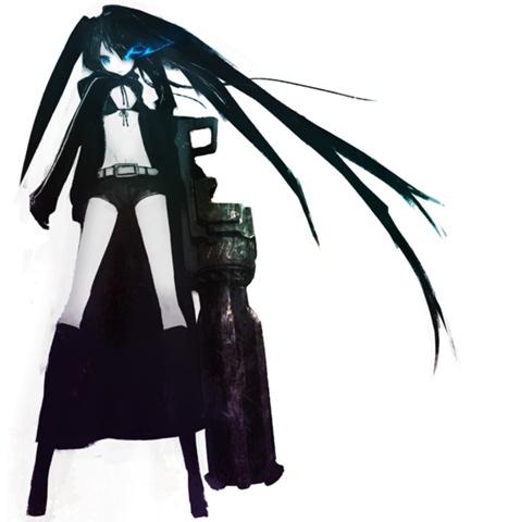 ブラック★ロックシューター (Black★Rock Shooter)
