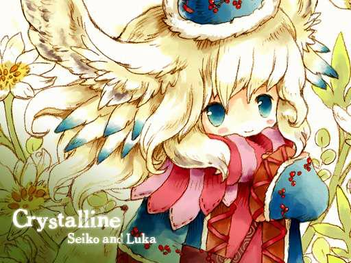 Crystalline/Seiko-P