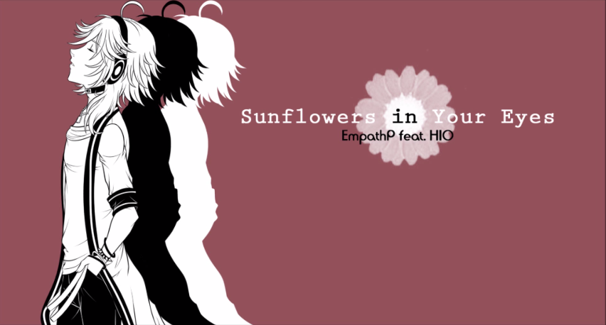 Sunflowers in Your Eyes