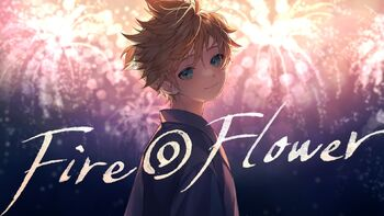 """Image of """"Fire◎Flower"""""""