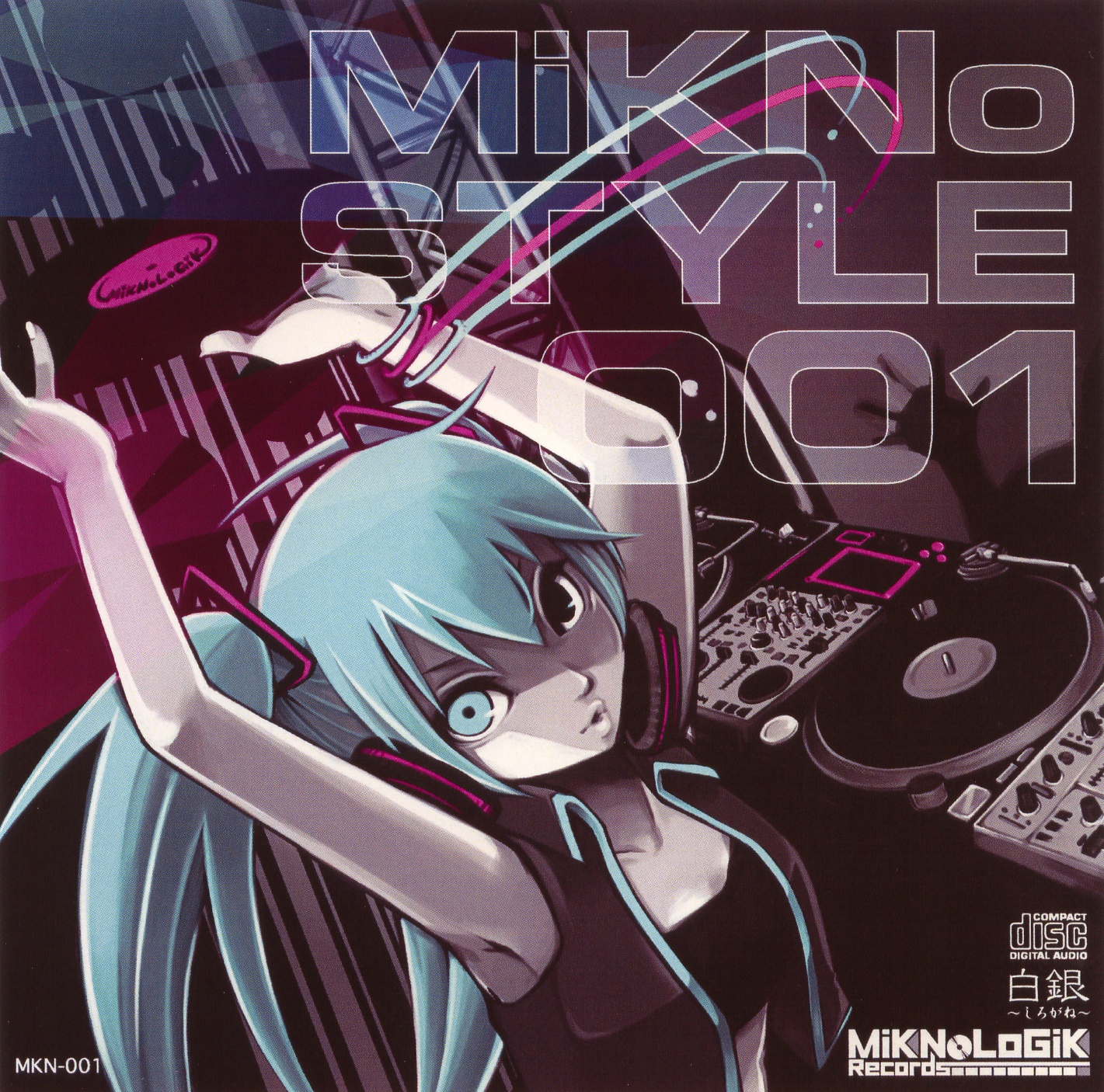 MiKNo STYLE 001