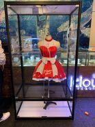 Tianyi pizza hut dress 1