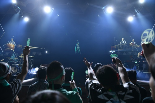 Hatsune Miku × Kodo Taiko Special Live 2018