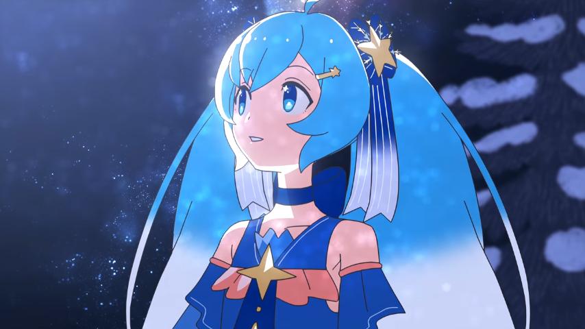 スターナイトスノウ (Star Night Snow)