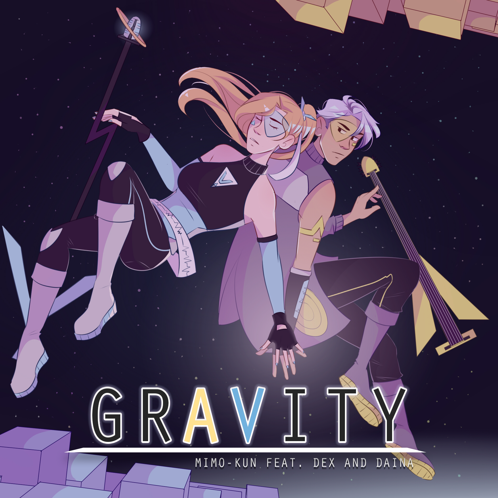 GRAVITY/Mimo-kun