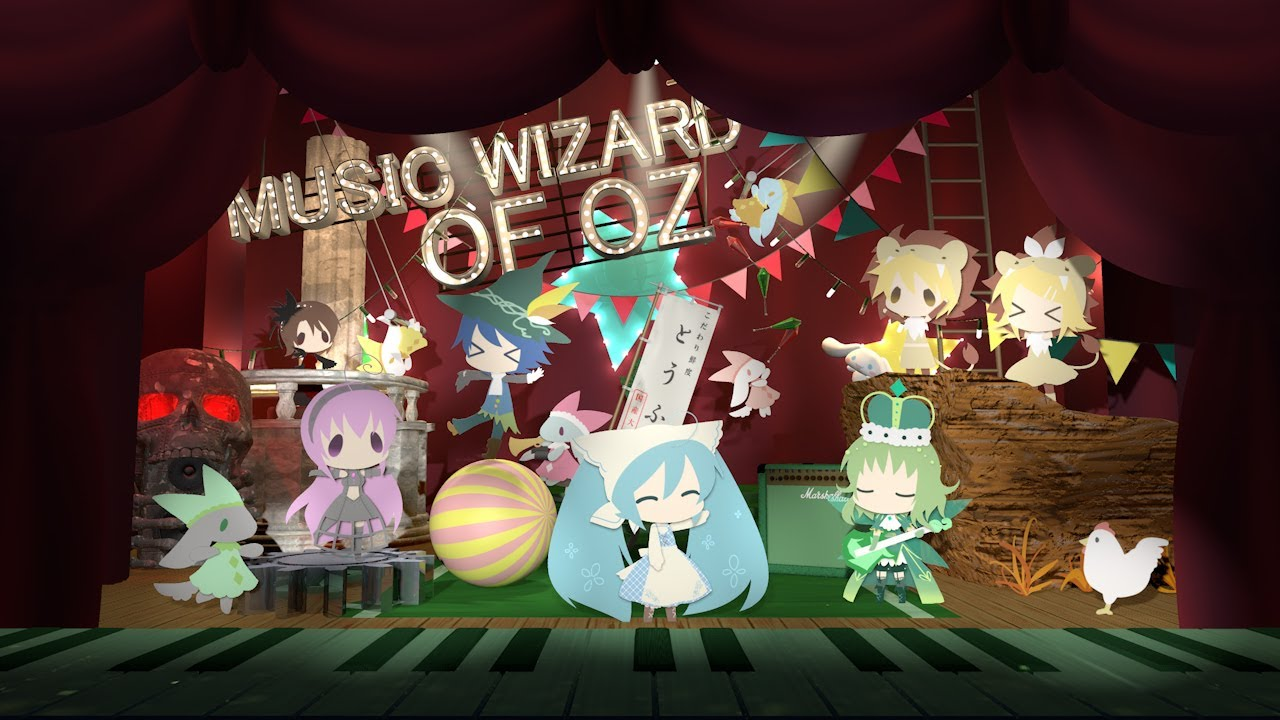 Music Wizard of OZ