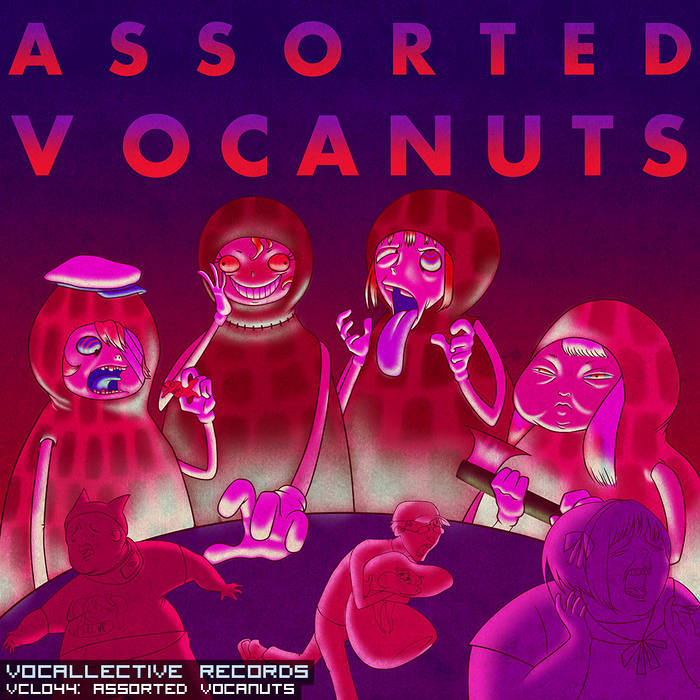 Assorted Vocanuts