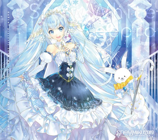 KARENT presents Snow White Record feat. 初音ミク