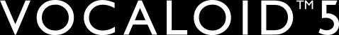 VOCALOID5 Logo BLACK.png
