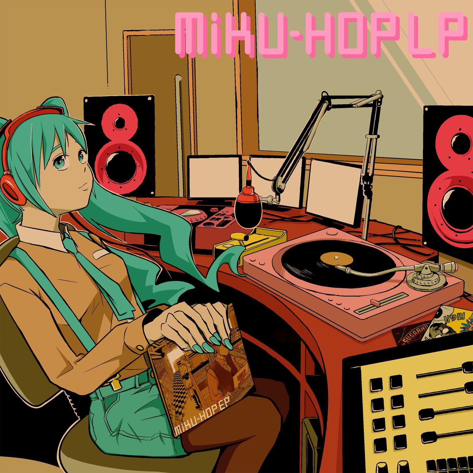 MIKU-HOP LP