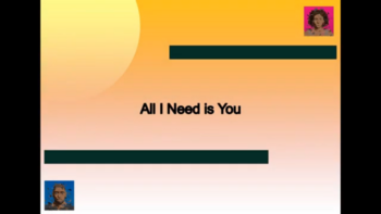 """Image of """"All I Need is You"""""""