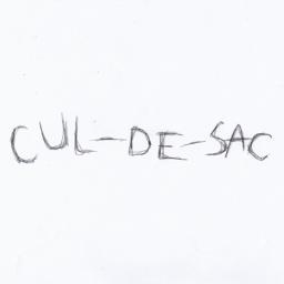 """Image of """"Cul-De-Sac (single)"""""""