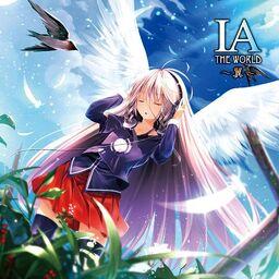 "Image of ""IA THE WORLD ~翼~ (Tsubasa)"""