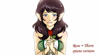 """Image of """"Rose + Thorn"""""""