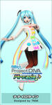 PDArcadeFT Miku Glory 3usi9