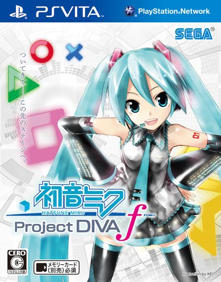 Hatsune Miku -Project DIVA- f