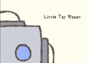 """Image of """"Little Toy Robot"""""""
