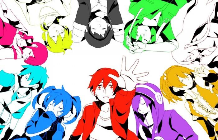 "YoshiKagamine/Saga ""Kagerou Project"""