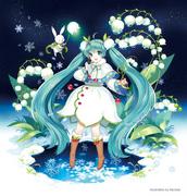 Snow Miku 2015 Snow Bell