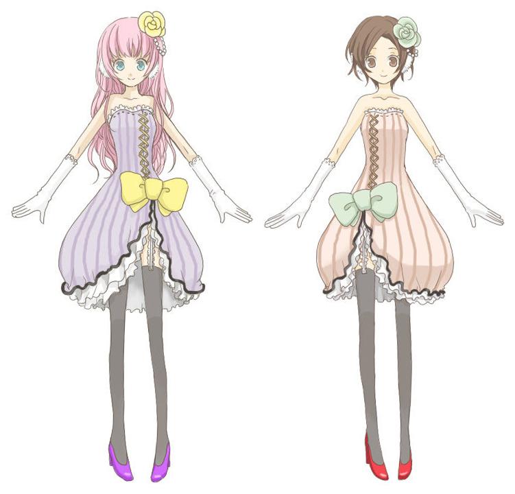 カラフル×セクシィ (Colorful × Sexy)