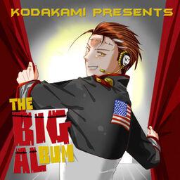 """Image of """"The BIG ALbum"""""""