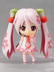 Sakura Miku Nendoroid Plus