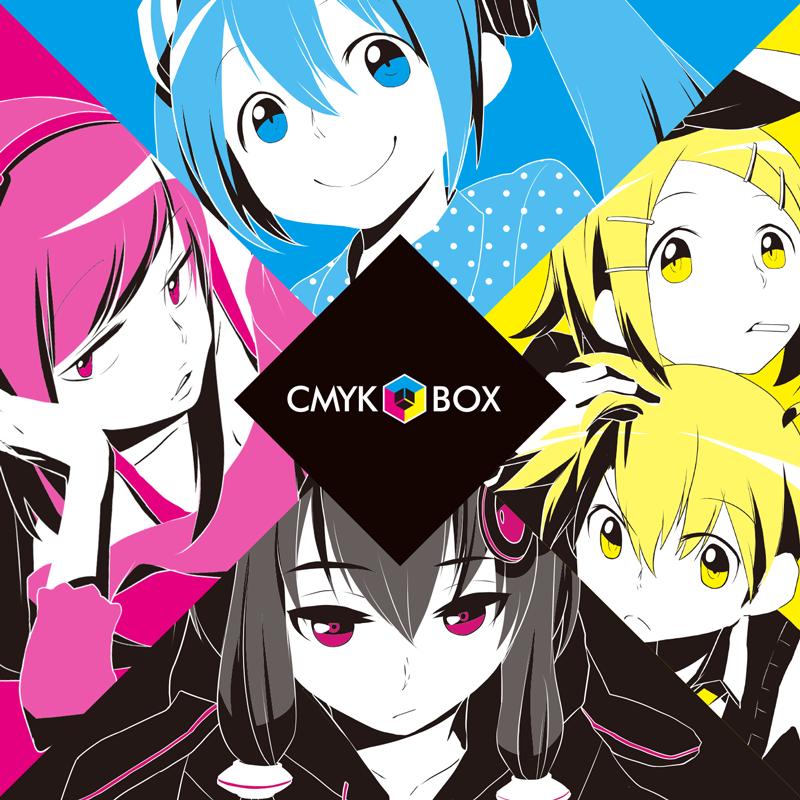 CMYK BOX
