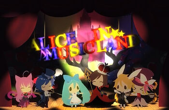 """Image of """"Alice in Musicland"""""""