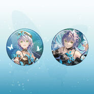 Tianyi 2021 buttons