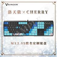 Tianyi 2021 x CHERRY MX3.0S