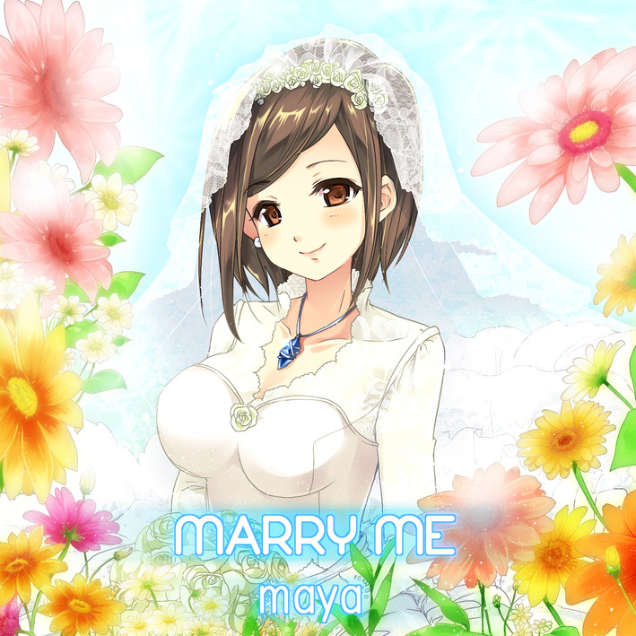 MARRY ME (single)