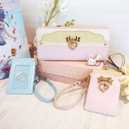 Tianyi wallets and card hold