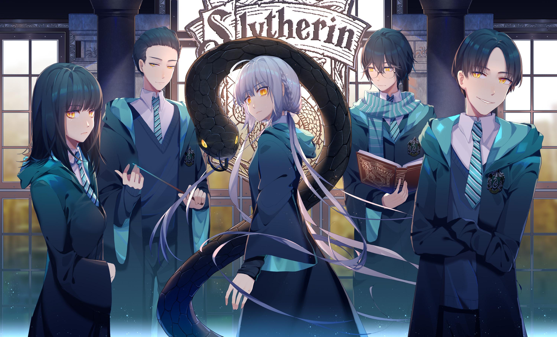斯莱特林 (Slytherin)