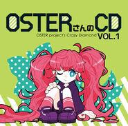 OSTERさんのCD-VOL.1 - album illust