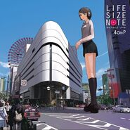 LIFE SIZE NOTE