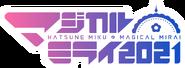 Magical Mirai 2021 Logo