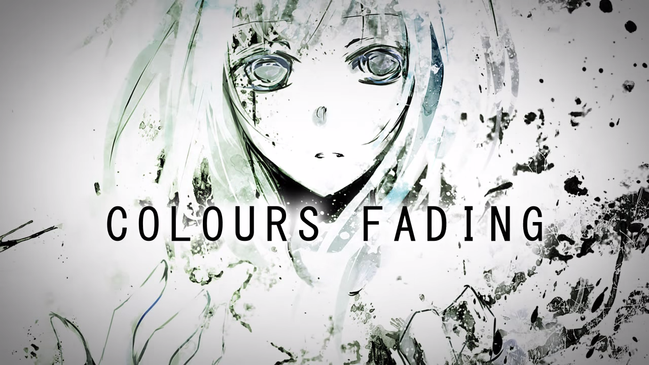 Colours Fading